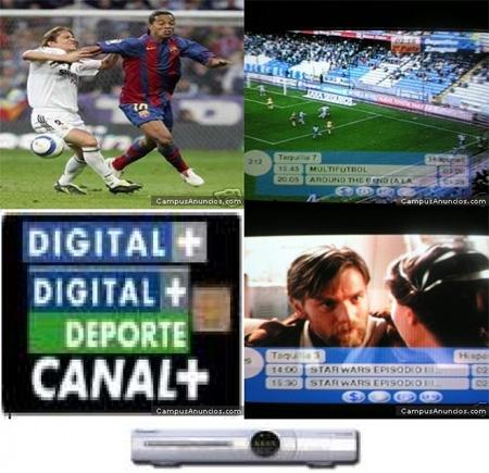 Digital + emitirá en alta definición para el 2008
