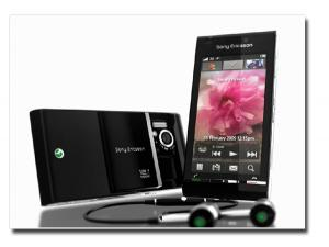 Sony Ericsson Idou con camara de 12,1 megapixeles ya es oficial
