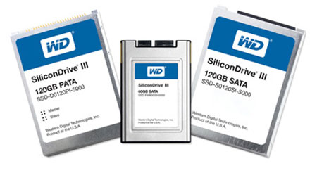 Western Digital Anuncia Sus Primeras Memorias SSD