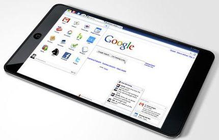 Google presentará tablet que competirá con la iPad
