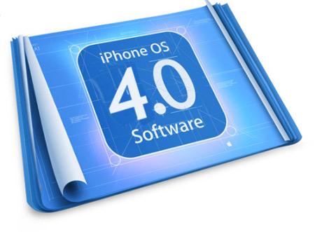 ¡Novedades del iPhone OS 4.0!
