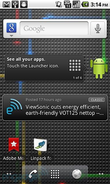 Android 2.2 Froyo, ya es oficial