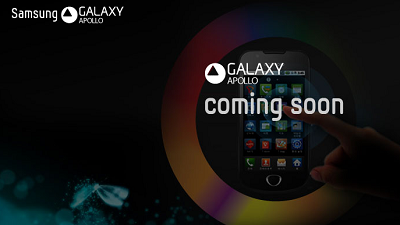 Nuevo dispositivo móvil de Samsung, ¡Galaxy Apollo!