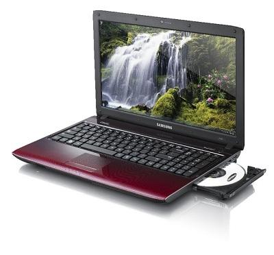 ¡Nueva portátil NP-R580 de Samsung!