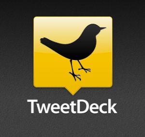TweetDeck cumple dos años y supera las 15 millones de descargas