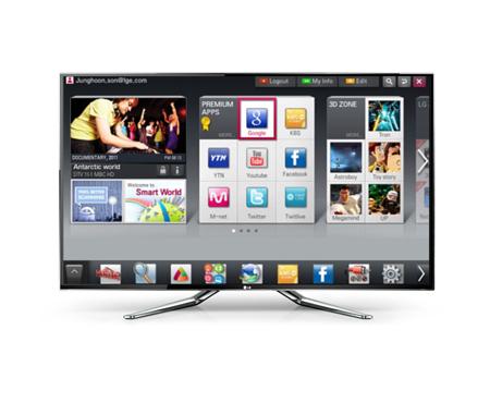 La Smart TV de LG
