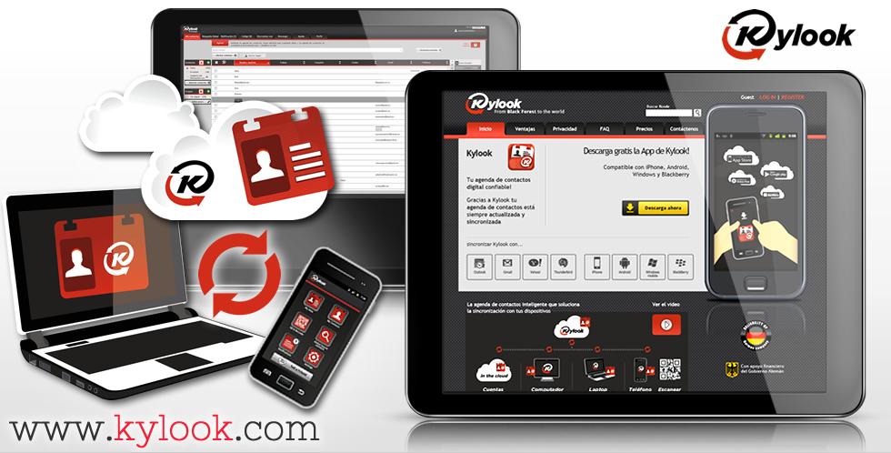 Organiza, sincroniza y actualiza tus contactos con una sola aplicación