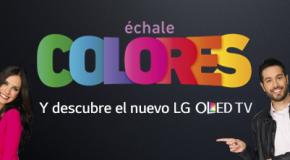 Echale colores con el nuevo LG OLED TV