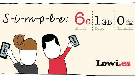 Ventajas de tener tu tarifa móvil con Lowi