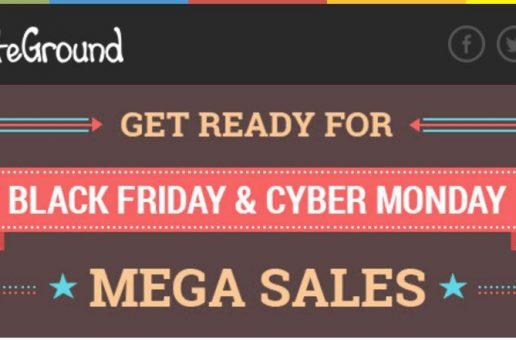 SiteGround, el proveedor de hosting, también celebra el Black Friday